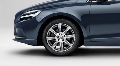 "V40 ""Sarpas"" 7.5 x 17"" wheel & tyre x4 package"